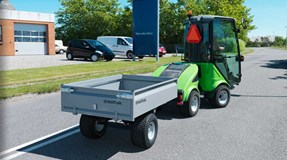 City Ranger 2250 Action All purpose tipper trailer 2 Web 1