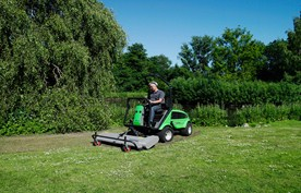 City Ranger 2250 Action Flail mower verticutter 2 Web