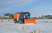 City Ranger 3500 Snoplog