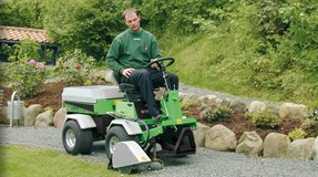 Park Ranger 2150 Action Lawn Edger 1 Web