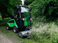 City Ranger 2250 Action Flail mower Verticutter Web