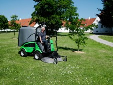 City Ranger 2250 Action Grass collector 4 Web
