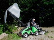 City Ranger 2250 Action Grass collector 5 Web