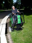 City Ranger 2250 Action Lawn edger 2 Web