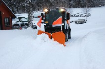 City Ranger 3500 Action Snow V blade Straight Salt sand spreader 10 W Web