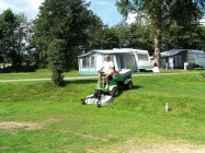 Park Ranger 2150 Action Mulch Rotary Mower 2 Web