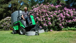 City Ranger 2250 Action Grass collector 2